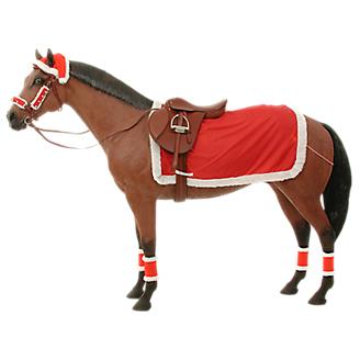 Christmas Horse Pictures.Complete Christmas Riding Set