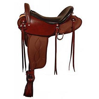 Big Horn Gaited Medium Flex Trail Saddle
