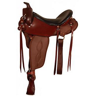 Big Horn Gaited Wide Flex Spirit Saddle