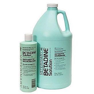 Betadine Solution 5%