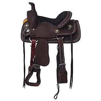 Royal King Bailey Youth Roper Saddle