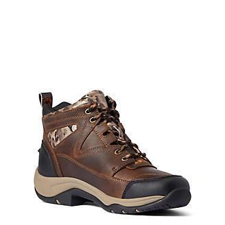 Ariat Ladies Print Terrain Boots