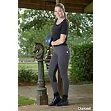 Devon-Aire Ladies Versailles F/S Tight XS Charcoal