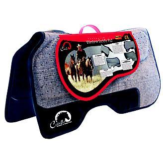 Cavallo Western All-Purpose Saddle Pad