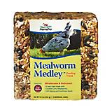 Mealworm Medley Poultry Cakes