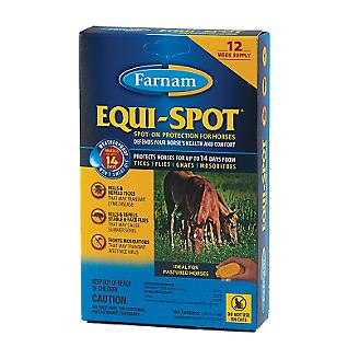 Equi-Spot Fly Control Stable Pack