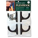 Flex-Hook Hangers 4-Pack