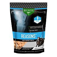 Free Buckeye Nutrition Reasons Joint Support Treat included free with purchase