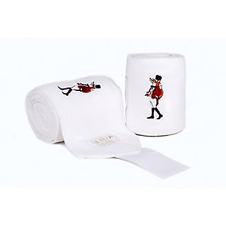 Lettia Embroidered Polo Bandages