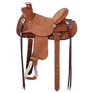 Silver Royal Wylie Youth Wade Saddle