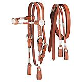 King Series Miniature Poco Headstall w/Reins