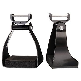 Tough-1 Swivel and Lock Endurance Stirrups