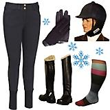 TuffRider Ladies Winter Bundle
