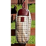 Baker Bridle Bag Plaid