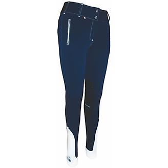 Equine Couture Beatta Knee Patch Breech