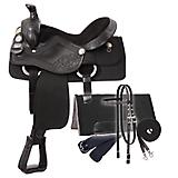 Tough-1 Eclipse Ryan Roper 5-Pc Saddle Package