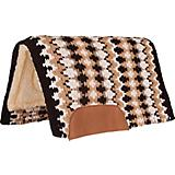 Mustang Heavy Navajo Fleece Saddle Pad