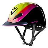 Troxel Fallon Taylor Helmet XL Neon Flare