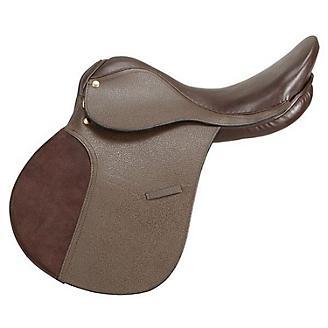 Silver Fox Wide All Purpose Saddle