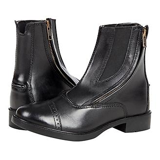 Huntley Childs Side Zip Paddock Boots