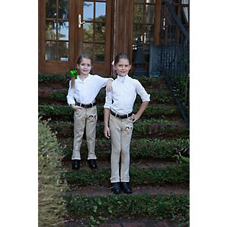 Huntley Childs Pony Embroidered Riding Pant