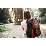 Huntley Equestrian Brown Backpack
