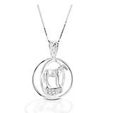 Kelly Herd World Trophy Necklace