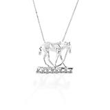 Kelly Herd Horse Pendant