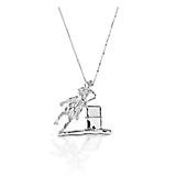 Kelly Herd Barrel Racer Pendant Large