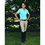 Defender Lila Woven Ladies Breech 34 Black