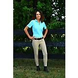 Defender Lila Woven Ladies Breech 24 Safari