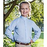 Devon-Aire Childs Concour L/S Shirt 6  Blue