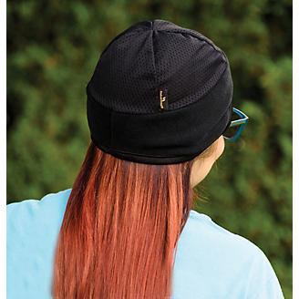 Back on Track Fleece Headband w/ Mesh Top