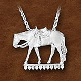 Kelly Herd Western Pleasure Horse Pendant