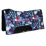 Triple E Patriotic Fleece Back Contoured Pad