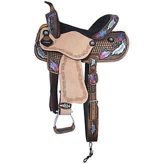 Saddles - Barrel, Trail, Roping & More - Statelinetack com