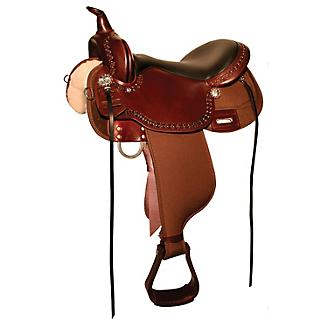High Horse Willow Springs Saddle