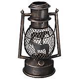 Lantern Motif Bank Quarter Horse