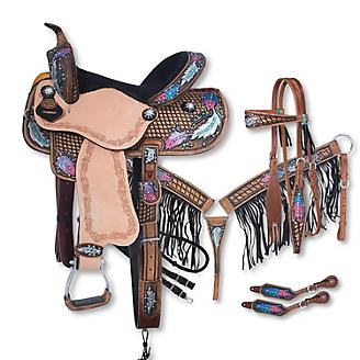 Saddles - Barrel, Trail, Roping & More - Statelinetack com