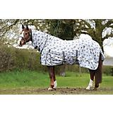 Saxon Mesh Combo Neck Fly Sheet Bee Print