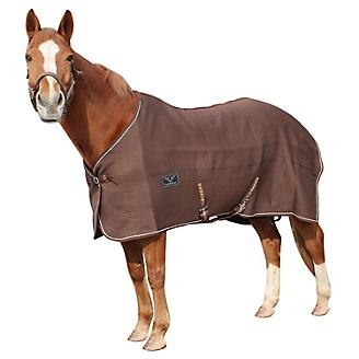 TuffRider Thermo Manager Stable Sheet Contrast