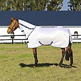 TuffRider Sport Mesh Combo Neck Fly Sheet 72 White
