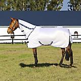 TuffRider Sport Mesh Combo Neck Fly Sheet 72 White