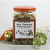 Mrs. Pastures 32 oz. Christmas Cookie Jar