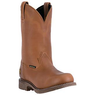 Dan Post Mens Blade WP Sq Toe Work Boots
