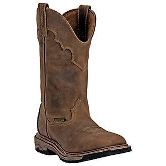 Dan Post Mens Blade WP Steel Toe Work Boots