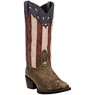 Laredo Ladies Keyes Snip Toe Boots