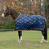 Shires Tempest Turnout 200G Horse Print 81