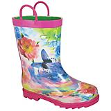 Smoky Mountain Kids Audrey Rubber Boots