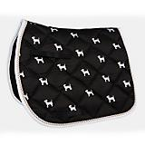 Lettia Embroidered Jack Russel AP Saddle Pad